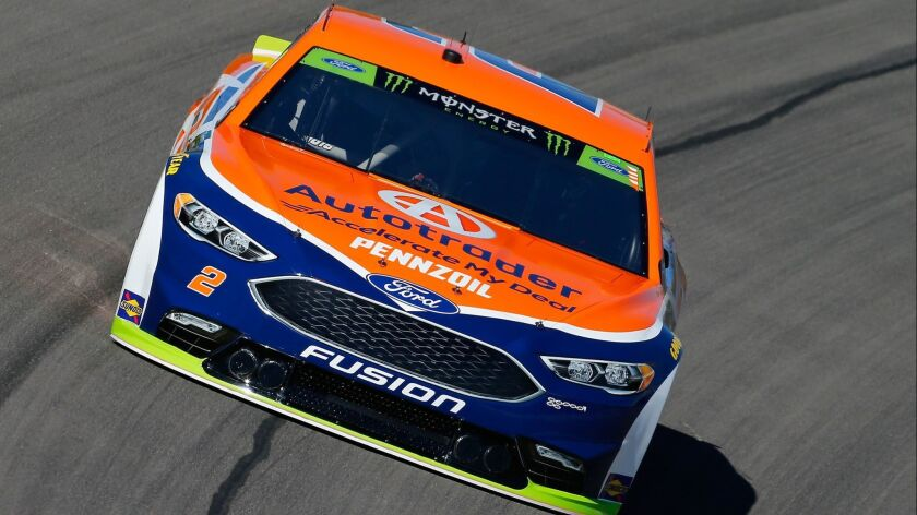 Monster Energy NASCAR Cup Series SouthPoint 400 -Practice