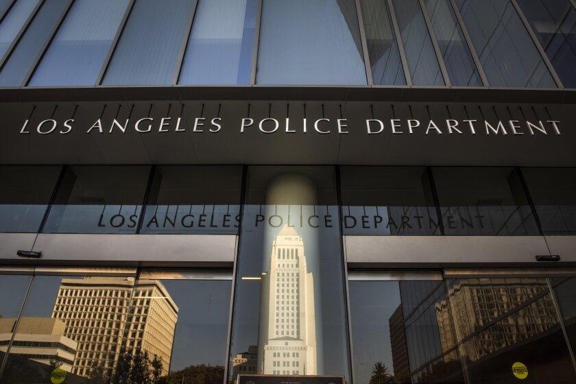 LAPD Headquaters