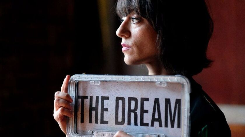 """Ana Lily Amirpour made her directorial debut with the acclaimed indie horror film """"A Girl Walks Home"""