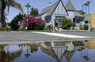 80% of California in extreme drought