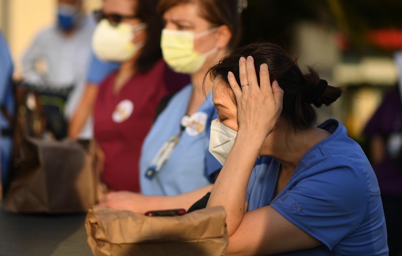 California bill calls for $7 billion in COVID-19 bonuses for healthcare workers