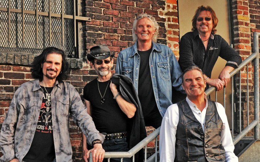 Grand Funk Railroad performs June 18 at the San Diego County Fair.