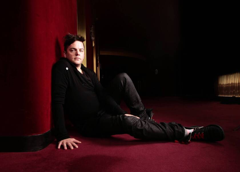 """Nico Muhly is the composer of the opera """"Two Boys."""""""