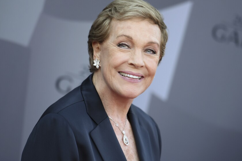 AFI Life Achievement Julie Andrews