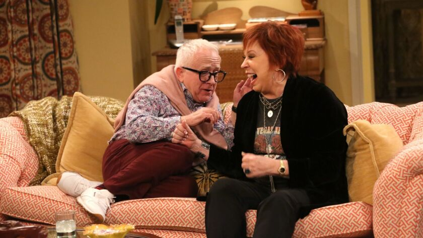 "Leslie Jordan and Vicki Lawrence are fellow members of a retirement community sharing a laugh in the new Fox comedy ""The Cool Kids."""
