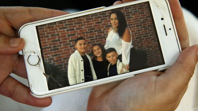 Mayra Machado faces prison time for returning illegally to the U.S. after being deported.