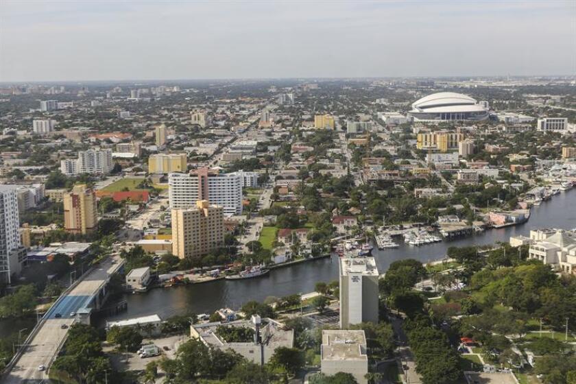 El condado de Miami-Dade cuenta a partir de hoy con una calle llamada Brigada 2506, en honor de los anticastristas que el 17 de abril de 1961 desembarcaron en Bahía de Cochinos (Cuba) para tratar de derrocar a Fidel Castro. EFE/ARCHIVO
