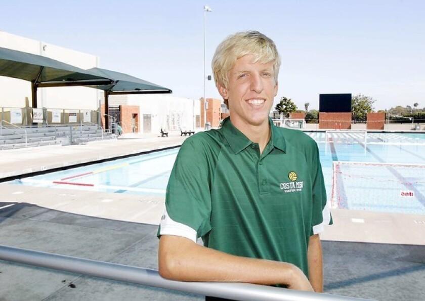 Costa Mesa High senior Wyatt Ferris is the Daily Pilot High School Athlete of the Week.