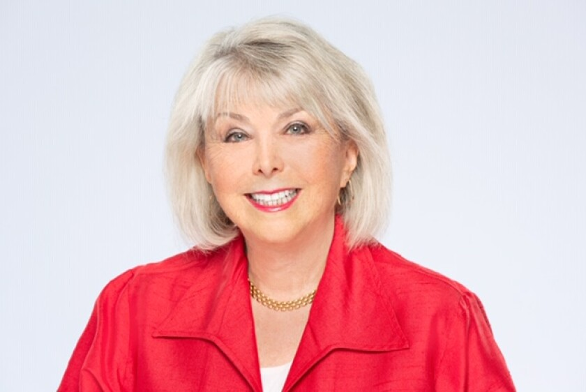 La Jollan Lynn Schenk has worked for decades to advance opportunities for women.