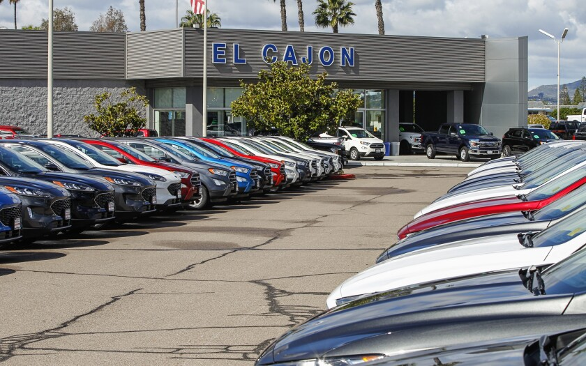 Sales Closed at El Cajon Ford