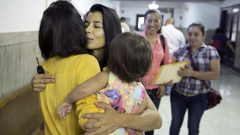 Juvenile immigrants