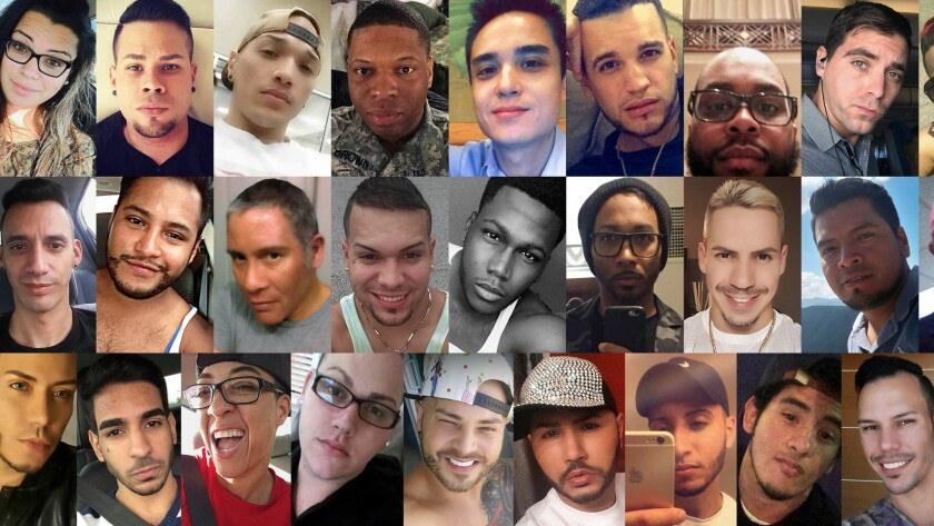 Photo montage shows some of the victims of Sunday's mass shooting in Orlando. How many deaths could have been averted with a better understanding of causes and remedies of gun violence?