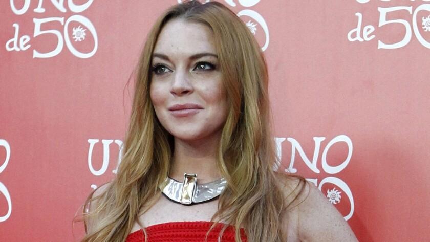 Lindsay Lohan is turning 30