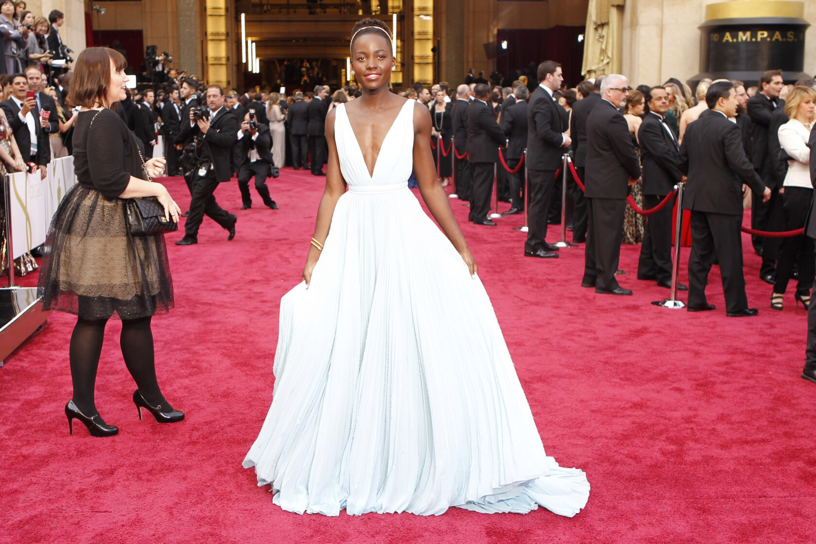 Lupita Nyongo Named Peoples Most Beautiful Woman Of 2014 Los