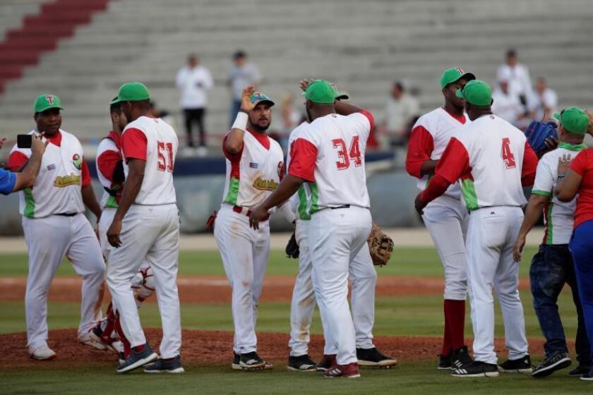 Comienza la liga nacional de béisbol de Cuba con nuevas reglas