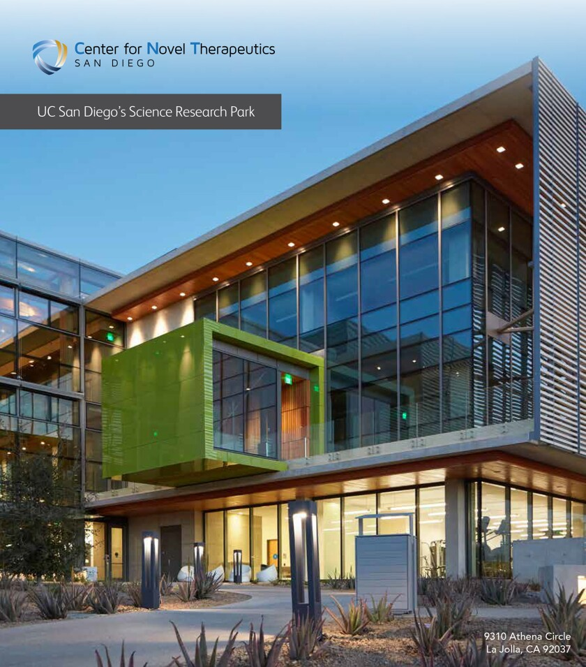 Center for Novel Therapeutics (CNT) is home to university and local research organizations focused on finding critical treatments and potential cures for cancer and other chronic diseases.