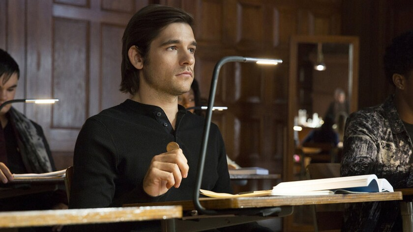 Jason Ralph as Quentin in 'The Magicians'