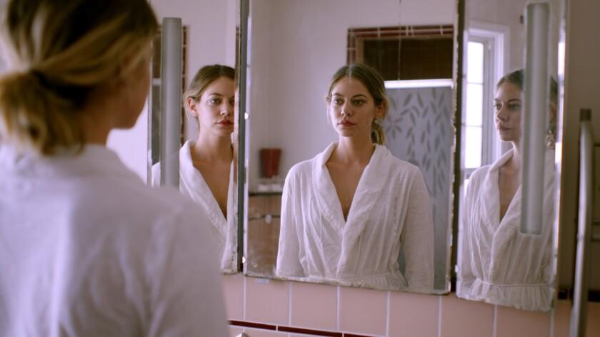 """Analeigh Tipton in the movie """"Broken Star."""""""