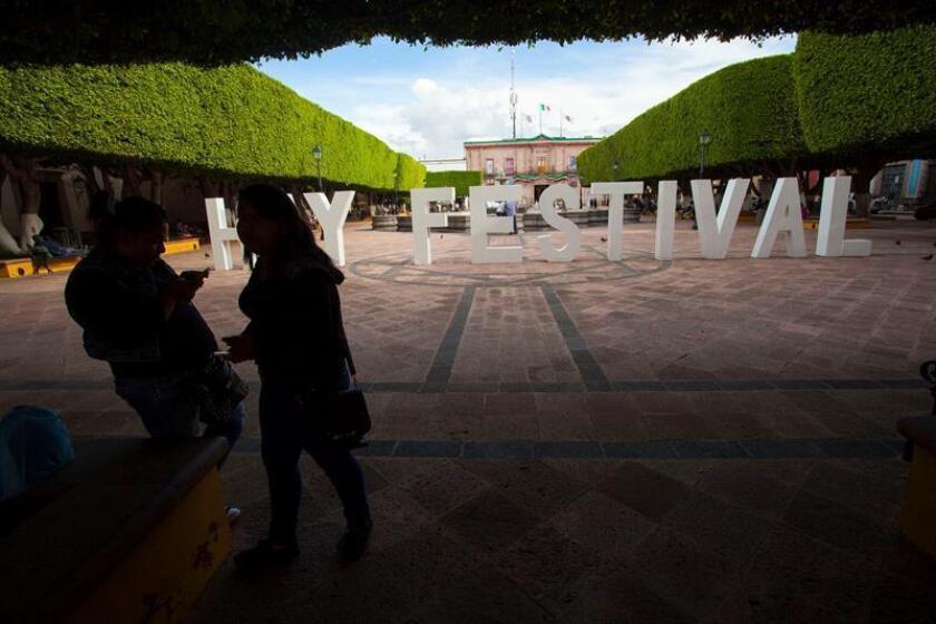 Hay Festival consolida su presencia en la ciudad mexicana de Querétaro