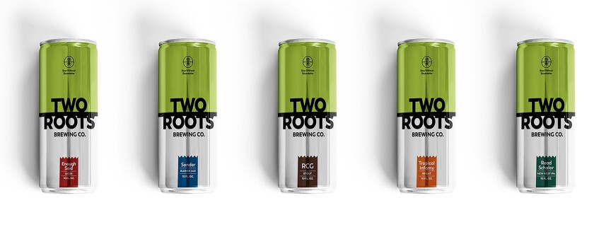 San Diego-based Cannabiniers, a beverage, technology and brand management company owns Two Roots Bre