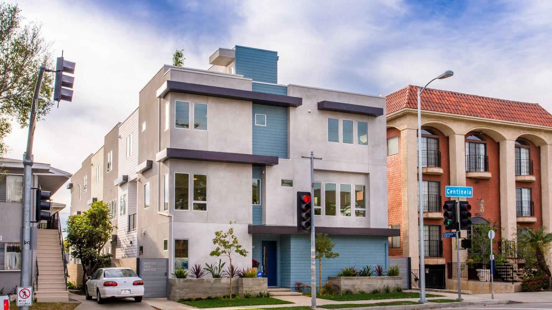 Home of the Day: A multi-level contemporary in Mar Vista