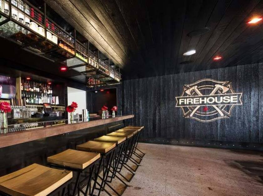 Firehouse American Eatery + Lounge. (Sara Norris)