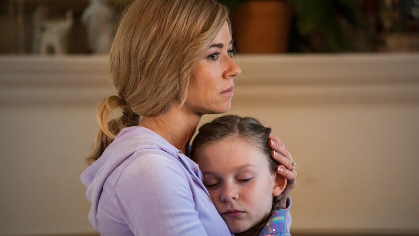 """Linda Cardellini and Ursula Parker in the movie """"Austin Found."""""""