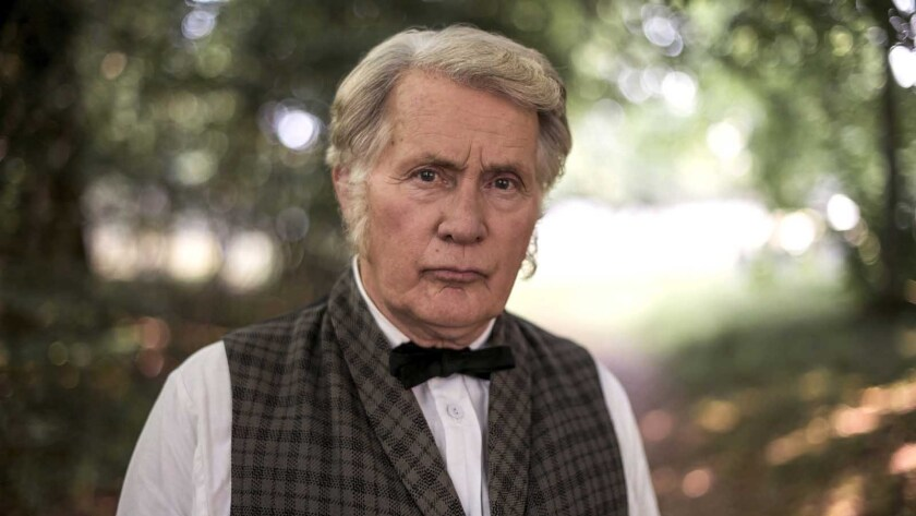 """Martin Sheen in """"The Whale: Revenge From the Deep"""" on Animal Planet."""