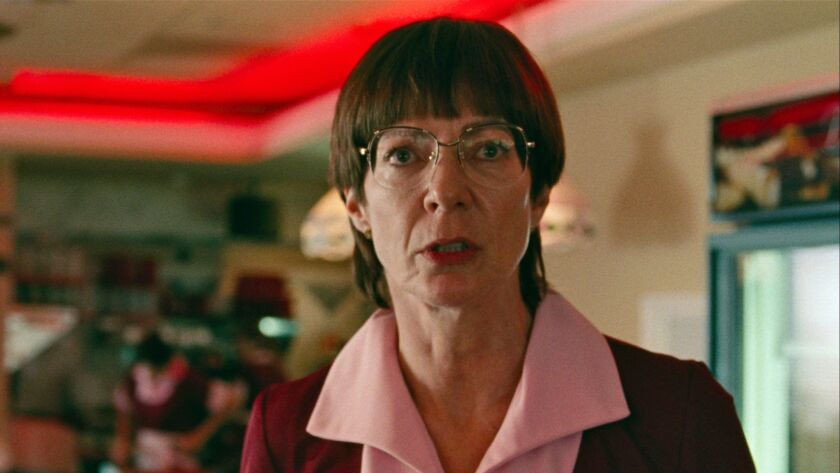 """This image released by Neon shows Allison Janney as LaVona Golden in a scene from """"I, Tonya."""" Janney"""