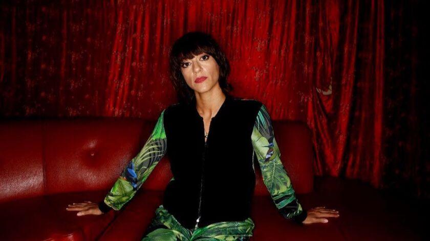 LOS ANGELES, CA JUNE 19, 2017: Portrait of filmmaker Ana Lily Amirpour in Los Angeles, CA June 19