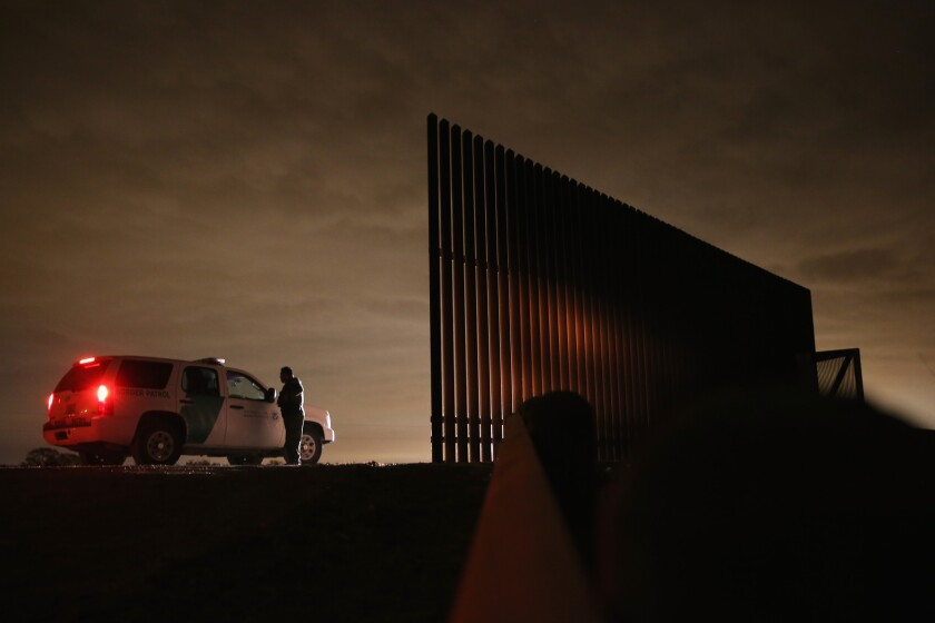 Border Patrol ordered to stop shooting at vehicles, rock throwers