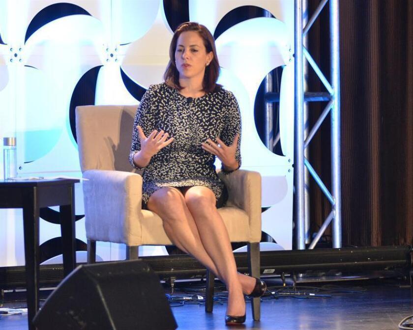 Adriana Cisneros, vicepresidenta del Grupo Cisneros. EFE/Archivo