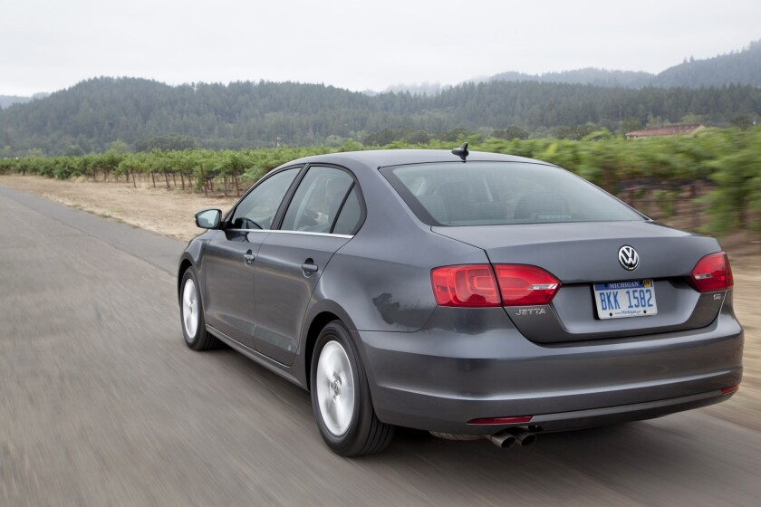 Volkswagen Jetta TDI value edition makes diesel cheap