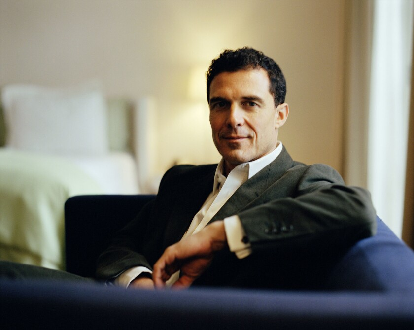 Renowned hotelier André Balazs, president and CEO of André Balazs Properties, purchased the Chateau