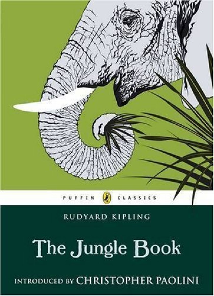 """The Jungle Book"" by Rudyard Kipling"