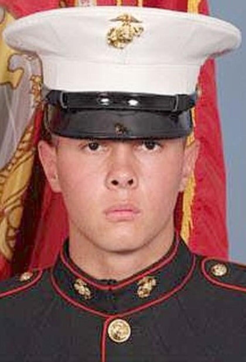 Marine Cpl. Donald J. Hogan
