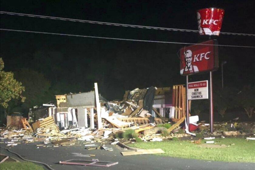 EEUU-KFC-EXPLOSION