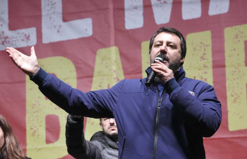 Italy Regional Elections