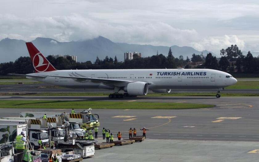 Colombia, un destino atractivo en Latinoamérica para las aerolíneas