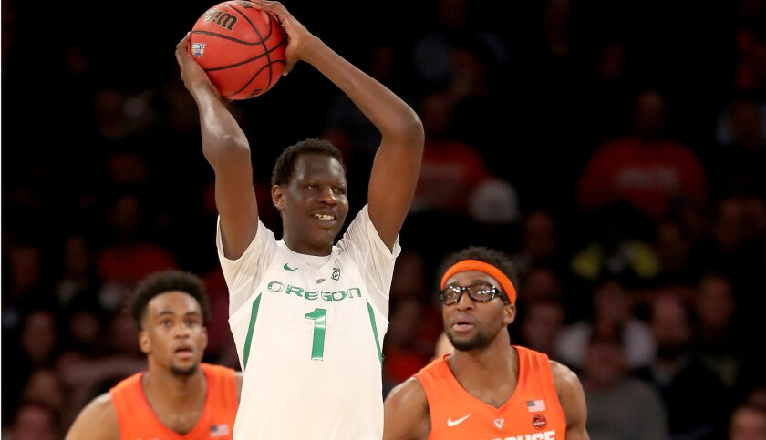 NBA draft offers Heat opportunity to again think Bol big