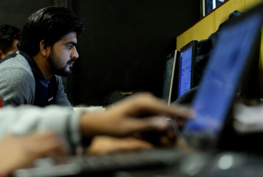 India tech workers