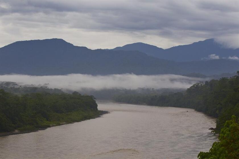 """La construcción de presas hidroeléctricas en los ríos de la cuenca del Amazonas causa """"significativas"""" alteraciones en la hidrología natural de esas corrientes de agua, según un estudio publicado hoy por la revista especializada """"Science Advances"""". EFE/ARCHIVO"""
