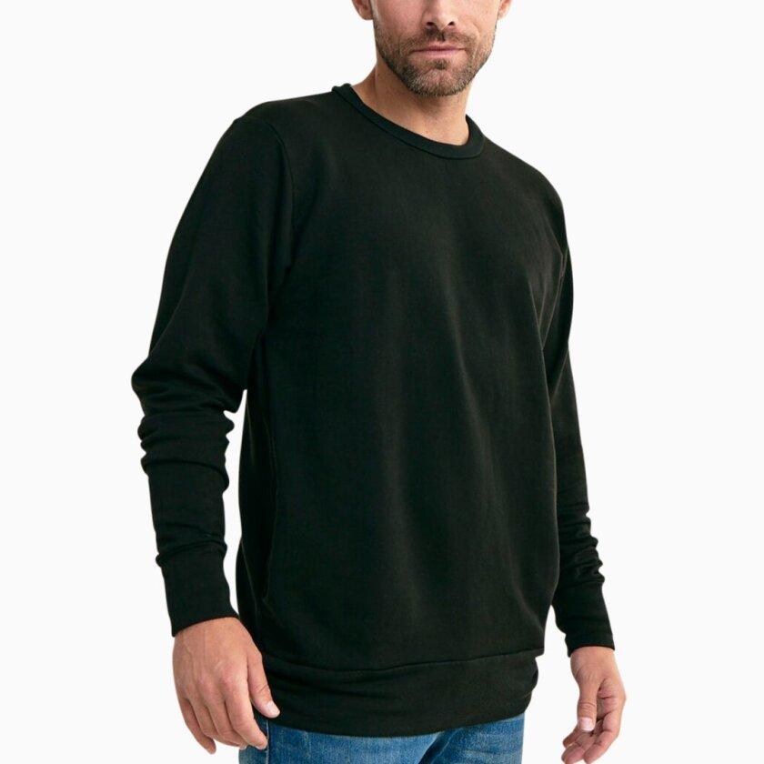 A men's crewneck sweatshirt from Groceries.