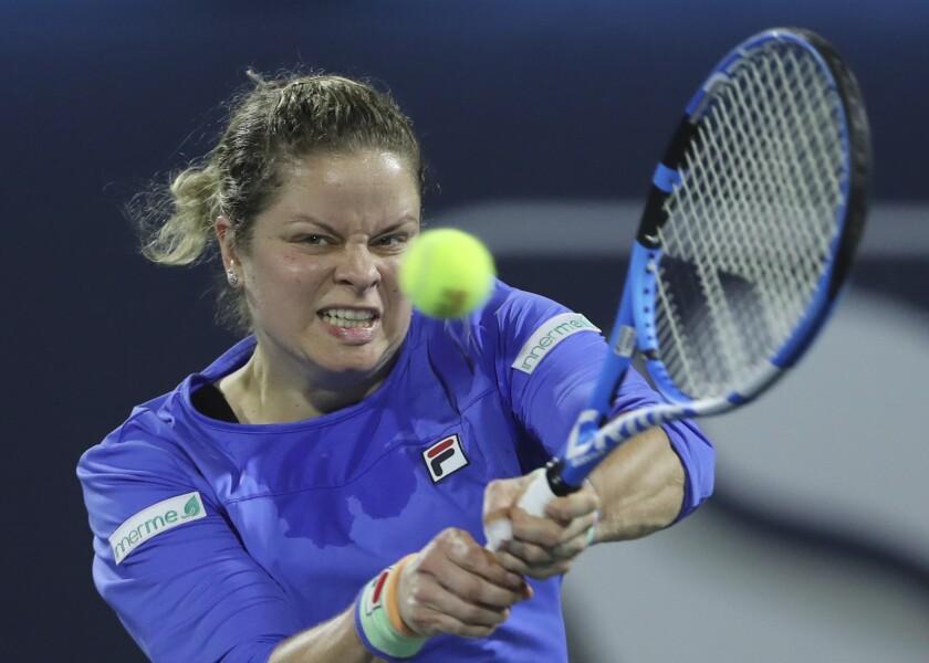 APphoto_Dubai Tennis