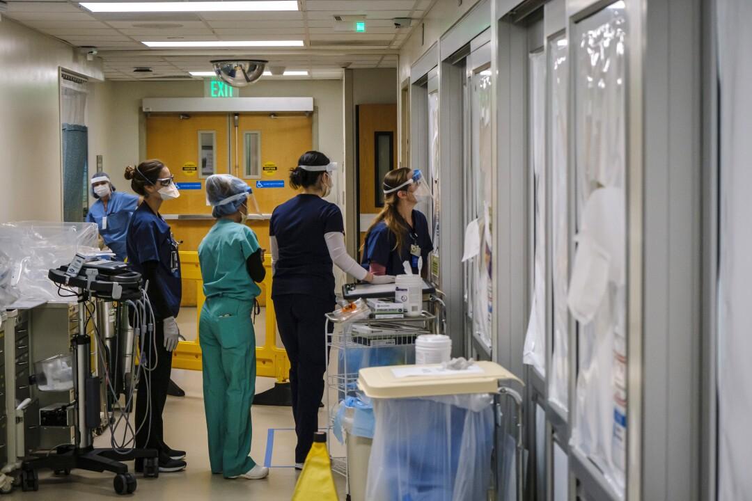 Nurses help nurses