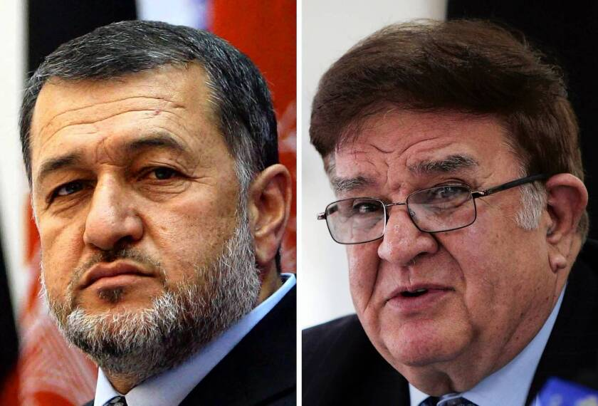 Afghan lawmakers order Karzai to replace key ministers