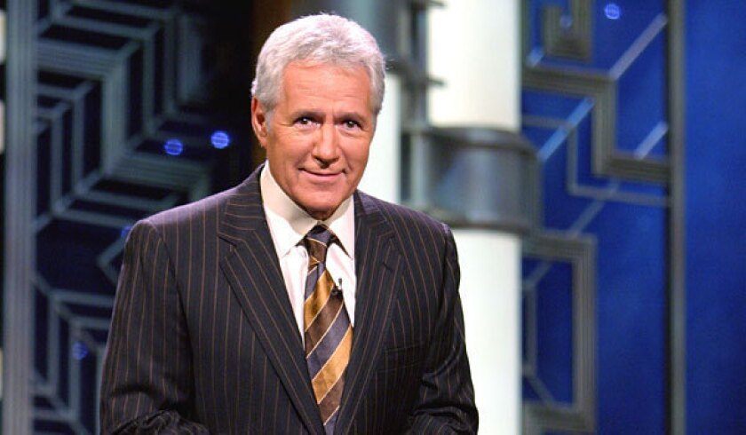 """Jeopardy"" host Alex Trebek died Sunday after a battle with pancreatic cancer."