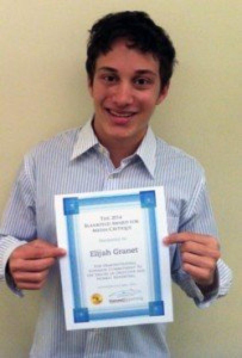 Elijah Granet