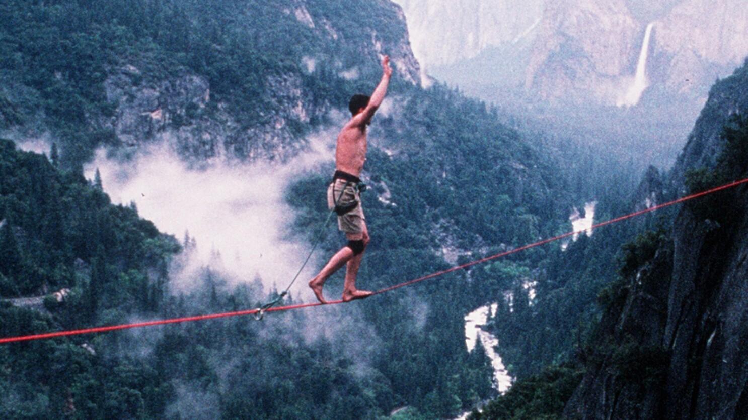 Death rock climber Famed rock