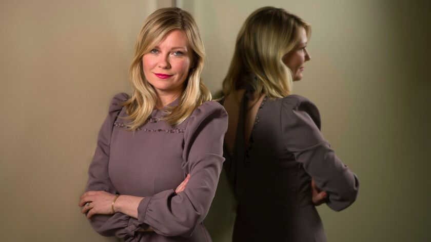 "Kirsten Dunst stars in the Showtime series ""On Becoming a God in Central Florida."""